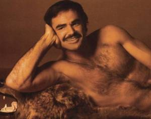 Is Burt Reynolds part werewolf?
