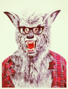 googling 'hipster werewolf' took me down a Furry rabbit hole I wasn't prepared for