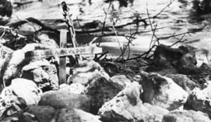 Guadalcanal_grave