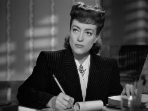 Joan Crawford as Mildred Pierce