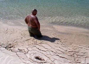 bonus fun fact! Apparently there is a fetish for people getting stuck in quicksand. Thanks, Google images!