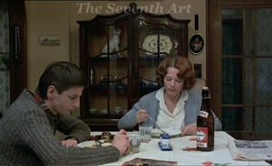 Jeanne Dielman also taught me that I eat soup the wrong way
