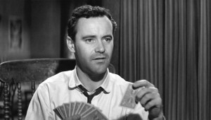 I developed quite a crush on Jack Lemmon, except for his voice which grated on my every nerve