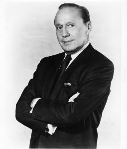 Jack Benny is suspicious of the fact being labeled 'fun'