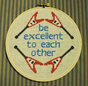 but first I need to learn how to cross stitch