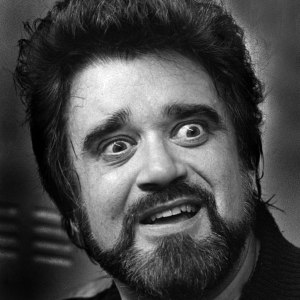 Also creeped out by Wolfman Jack