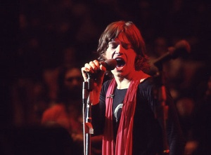 The post will be Mick Jagger heavy. Deal with it.
