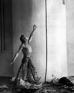 Instead of getting a Middle Eastern guy to play the Thief of Bagdad, they got Douglas Fairbanks-the whitest name ever.