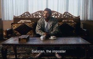 Not Mohsen Makhmalbaf