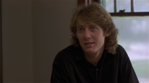 oh, and James Spader's flowing locks. Can't forget those.