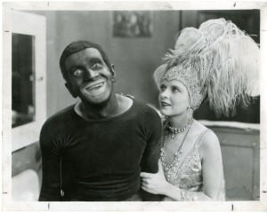 it's the Black Face that ultimately won his parents over.