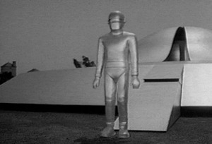So, is Gort Moses? I'm a little rusty on my Bible stories but I seem to remember Moses killing everyone with his LASER stare.