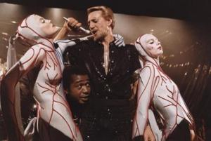 The 1979 Best Picture nominee ÒAll That JazzÓ will be screened as the next feature in the Academy of Motion Pictures Arts and SciencesÕ ÒGreat To Be NominatedÓ series. The Bob Fosse film, based on FosseÕs own life as a womanizing, drug-using choreographer, will screen on Monday, May 7, at 7:30 p.m. in the AcademyÕs Samuel Goldwyn Theater. Several members of the cast and crew, including actors Deborah Geffner, John Lithgow and Kathryn Doby; film editor Alan Heim; associate producer and assistant director Wolfgang Glattes; executive producer Daniel Melnick; production sound mixer Chris Newman; production designer Philip Rosenberg; cinematographer Giuseppe Rotunno; and music editor Michael Tronick will participate in a post-screening discussion. Pictured here: Roy Scheider (center) and dancers.