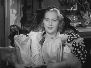 Throughout the movie, all I could think about was how much Bette Midler looks like Barbara Stanwyck. Come to find out, Midler later starred in an adaptation of this movie!