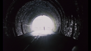 Honestly, being stuck inside this tunnel is the scariest part of this film
