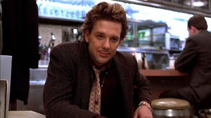 Hear me out- young Mickey Rourke reminds me of Bruce Willis, but with hair. They even sound alike.